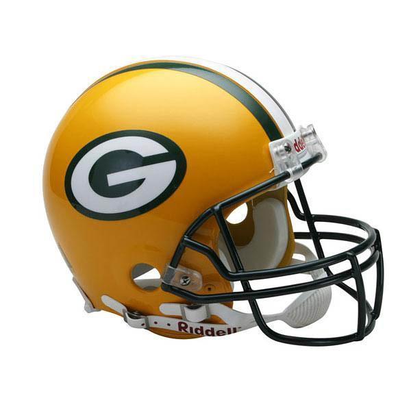 代引き人気 NFL パッカーズ オーセンティック ヘルメット 選手着用 VSR4 リデル/Riddell, カフェロッソ ビーンズストア c1cfbcc6