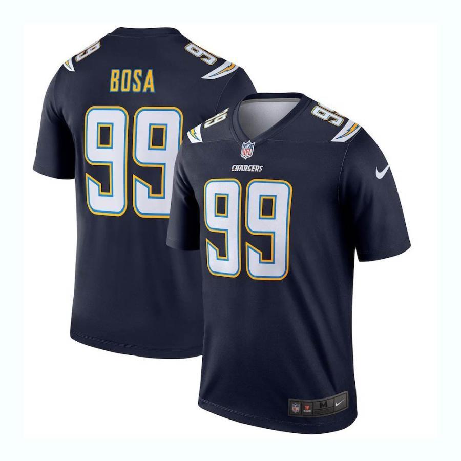正規店仕入れの NFL チャージャーズ ジョーイ・ボサ ユニフォーム/ジャージ ナイキ/Nike ネイビー レジェンド レジェンド ナイキ/Nike ネイビー 2942533, ナミオカマチ:5535f6c9 --- airmodconsu.dominiotemporario.com