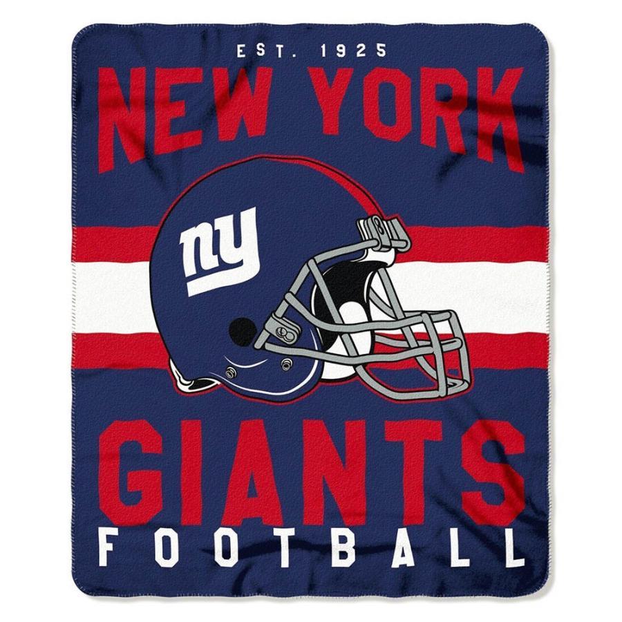 お取り寄せ お取り寄せ NFL ジャイアンツ ソフトフリース スロー ブランケット ノースウエスト/Northwest