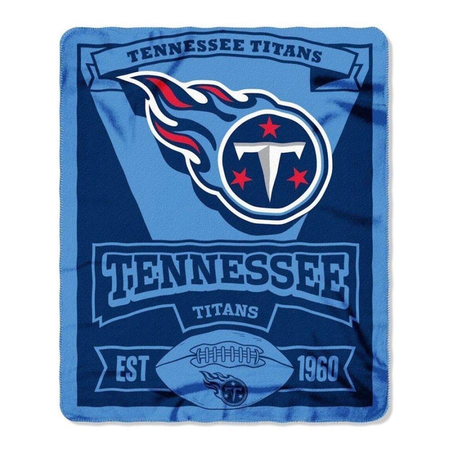 お取り寄せ お取り寄せ NFL タイタンズ ソフトフリース スロー ブランケット ノースウエスト/Northwest