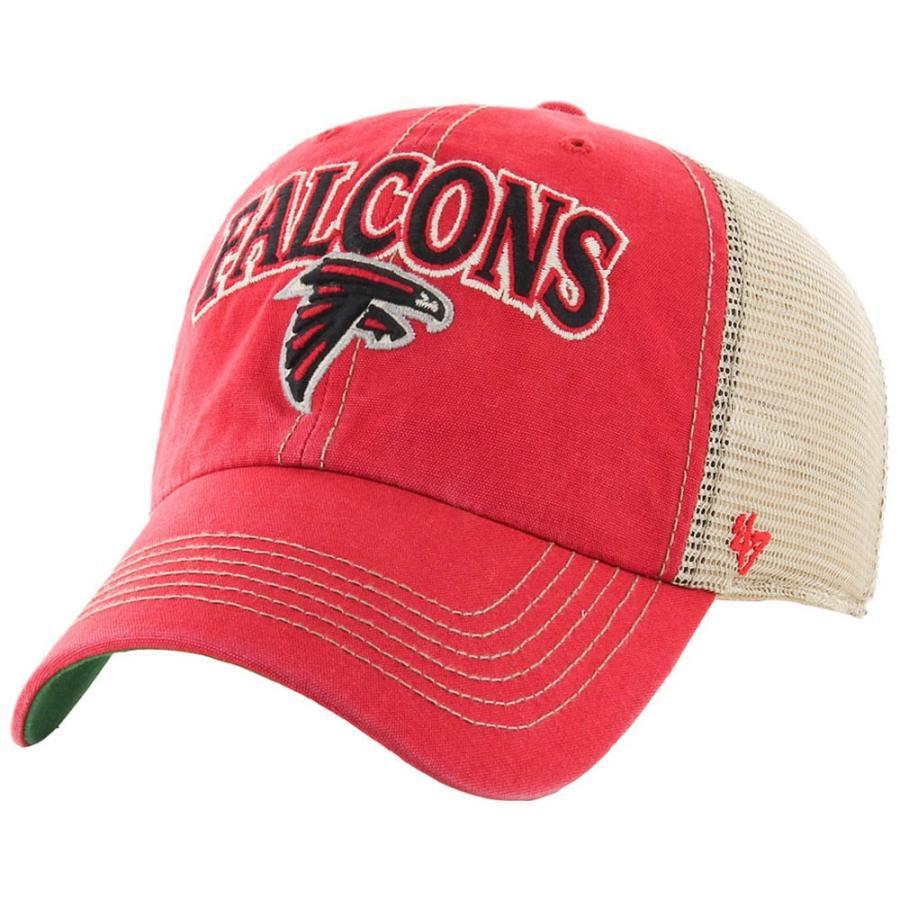 NFL ファルコンズ キャップ 帽子 ヴィンテージ タルカルーサ アジャスタブル 47 Brand