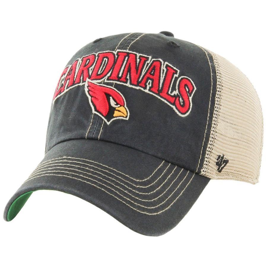 NFL カーディナルス キャップ 帽子 ヴィンテージ タルカルーサ アジャスタブル 47 Brand