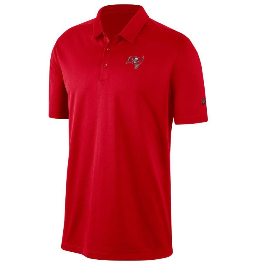 NFL バッカニアーズ フランチャイズ ポロシャツ ナイキ/Nike レッド