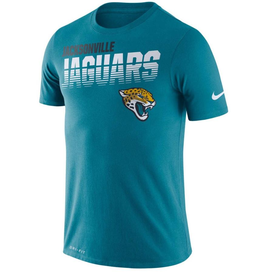 NFL ジャガーズ Tシャツ サイドライン パフォーマンス ナイキ/Nike ティール