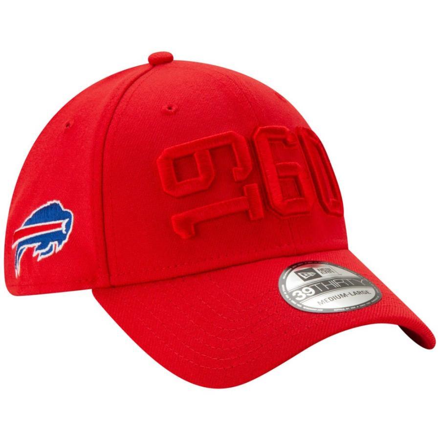 NFL バッファロー・ビルズ キャップ 帽子 選手着用 サイドライン カラーラッシュ ストレッチ ニューエラ/New Era