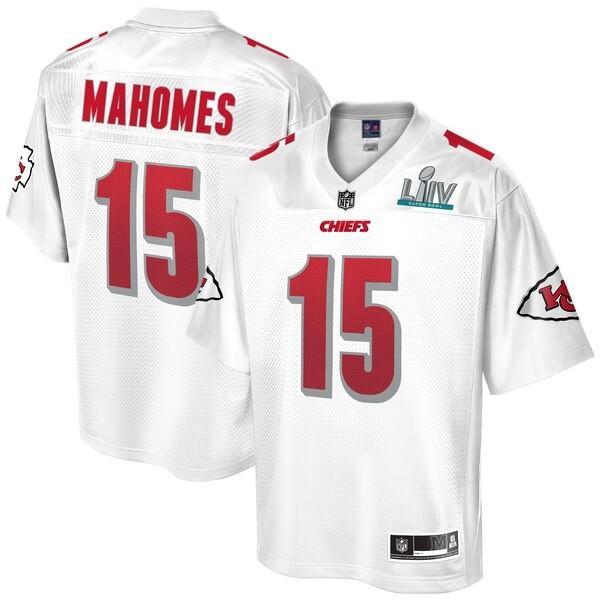 逆輸入 NFL パトリック・マホームズ 優勝記念 チーフス ユニフォーム/ジャージ NFL スーパーボウル 第54回 スーパーボウル 優勝記念 ホワイト, 揖斐郡:78d80a35 --- airmodconsu.dominiotemporario.com