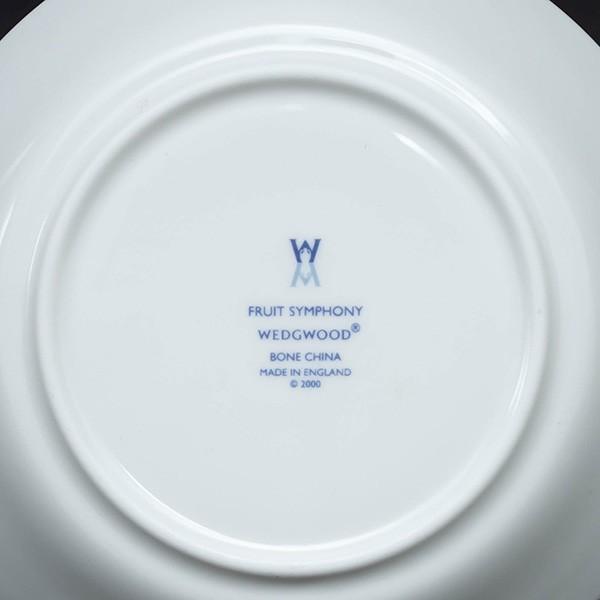 ウェッジウッド フルーツシンフォニー ティーカップ&ソーサー(デルフィ)|selectors|06