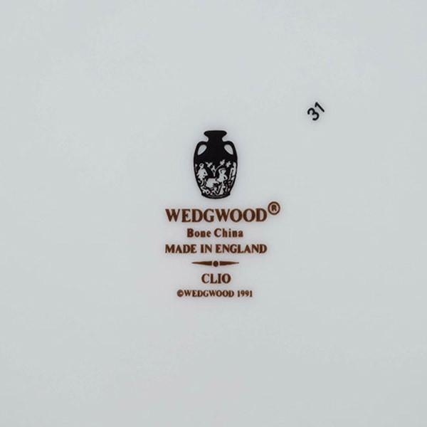 ウェッジウッド クリオ(フルリムボーダー) 20cmプレート|selectors|04