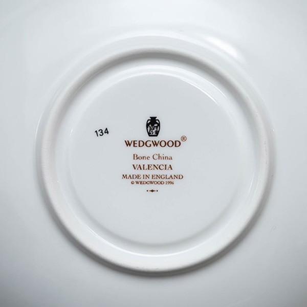 ウェッジウッド ヴァレンシア ティーカップ&ソーサー(リー) selectors 05