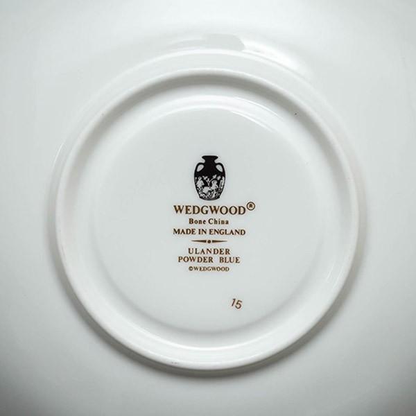 ウェッジウッド ユーランダーパウダーブルー ティーカップ&ソーサー(リー)|selectors|05