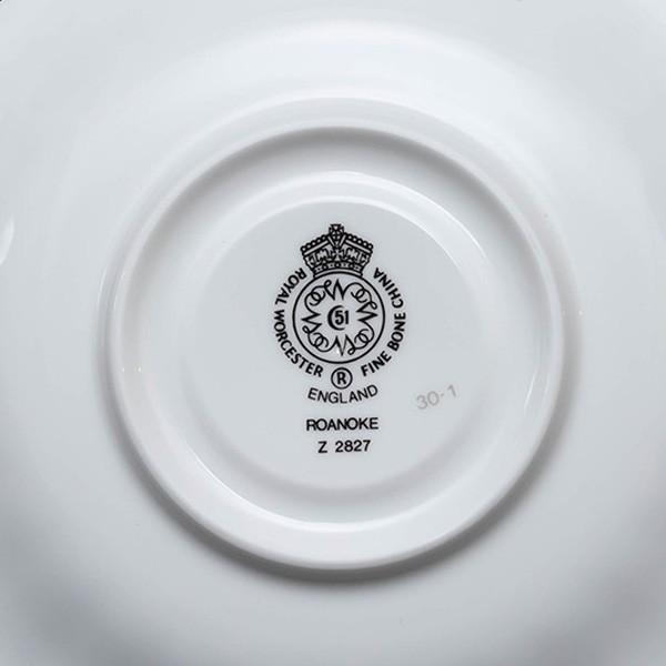 ロイヤル・ウースター ロアノーク ティーカップ&ソーサー selectors 05