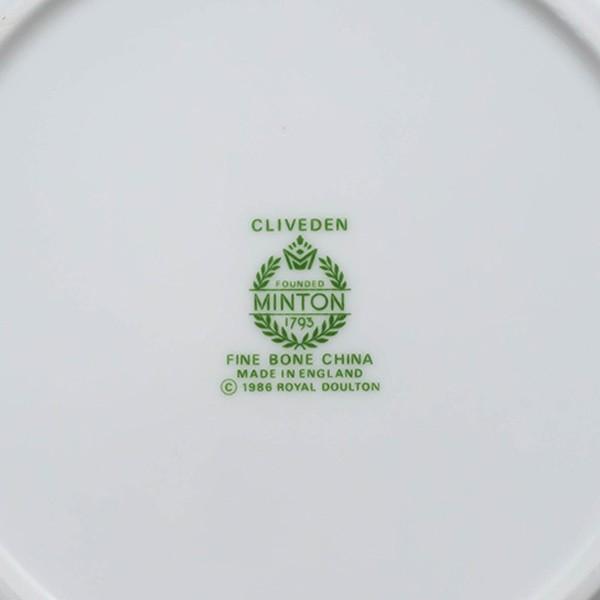 ミントン クリブデン 16cmプレート|selectors|04