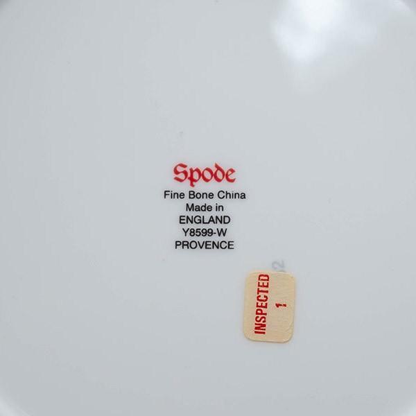 スポード プロヴァンス 20cmプレート selectors 05