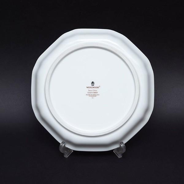 ウェッジウッド グレンミスト 17cmオクタゴナルディッシュ selectors 03