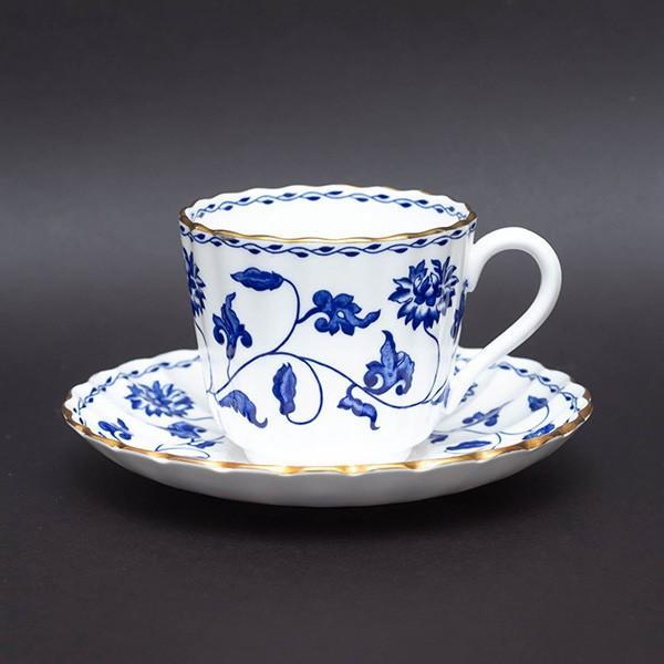 スポード ブルーコロネル コーヒーカップ&ソーサー selectors