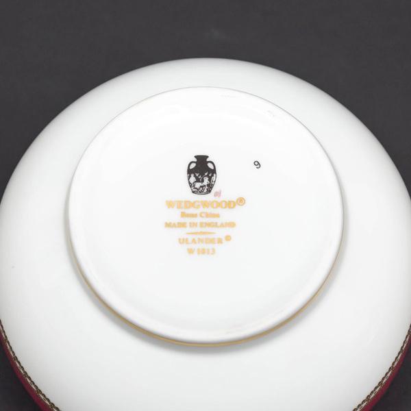 ウェッジウッド ユーランダーパウダールビー シュガーボックス selectors 05