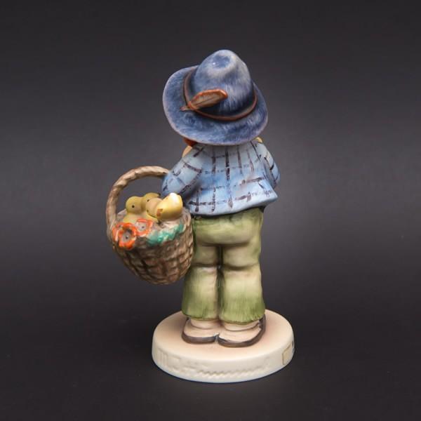 ゲーベル フンメル人形 『Easter Greetings(イースターのご挨拶)』|selectors|03