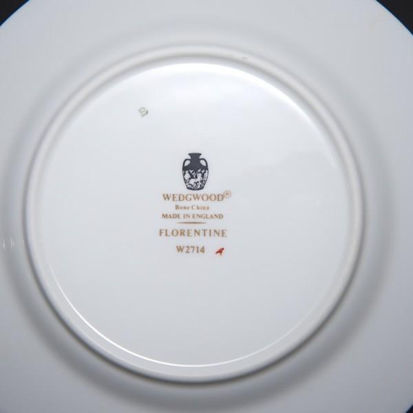 ウェッジウッド フロレンティーンターコイズ 15cmプレート|selectors|03