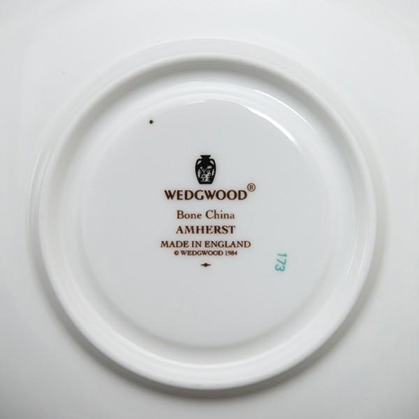 ウェッジウッド アムハースト ティーカップ&ソーサー(ピオニー)|selectors|06