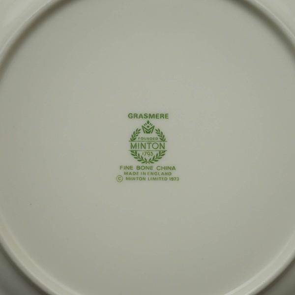 ミントン グラスミア 17cmプレート selectors 04