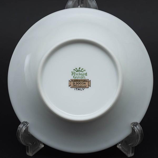 リチャード・ジノリ インペロ・ジュリエッタ チョコレートカップ&ソーサー(丸型)|selectors|06