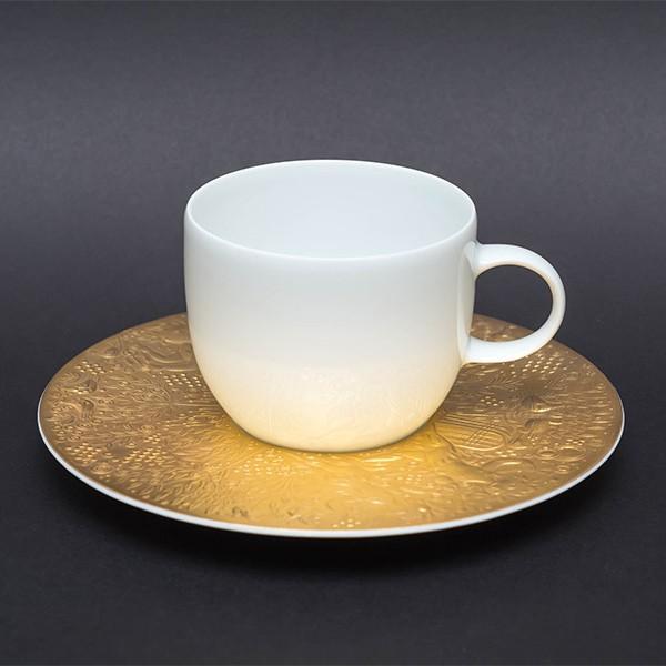 ローゼンタール 魔笛(ゴールド) コーヒーカップ&ソーサー selectors
