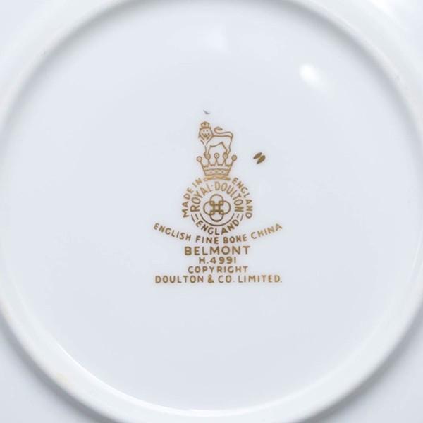 ロイヤル・ドルトン ベルモント ティーカップ&ソーサー|selectors|05