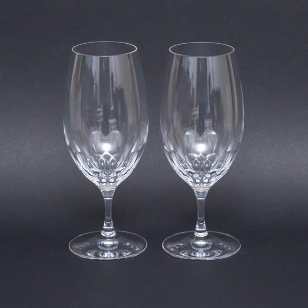 ウェッジウッド クロスロードインプレッション ビアグラス(ペア) selectors 02