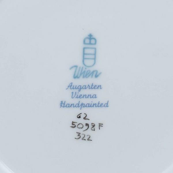 アウガルテン マリアテレジア(スミレ) 16cmプレート selectors 04