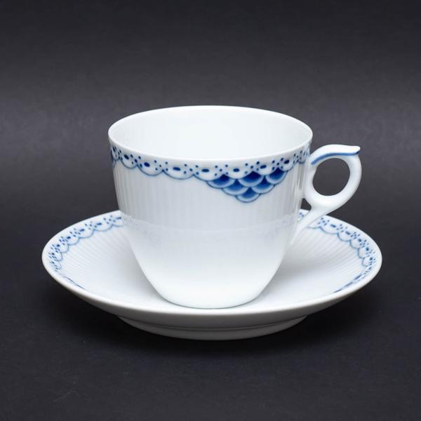 ロイヤル・コペンハーゲン プリンセス コーヒーカップ&ソーサー|selectors