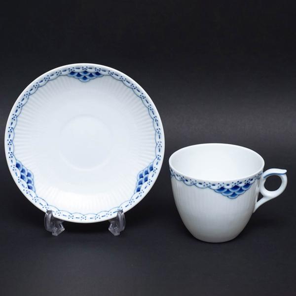 ロイヤル・コペンハーゲン プリンセス コーヒーカップ&ソーサー|selectors|02