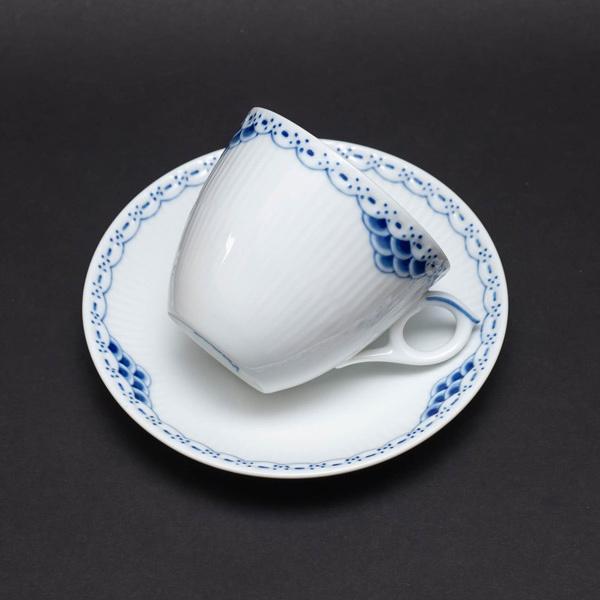 ロイヤル・コペンハーゲン プリンセス コーヒーカップ&ソーサー|selectors|04