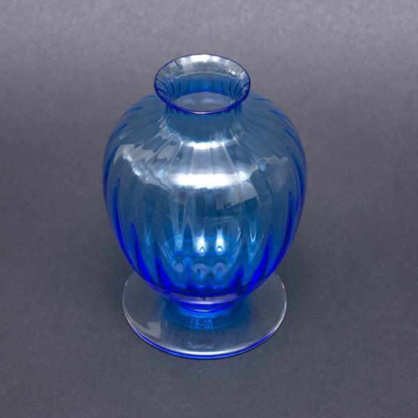 バカラ アクアレーユ(ブルー) フラワーベース selectors 02