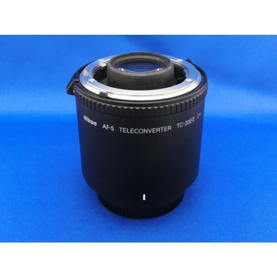 ニコン Nikon TC-20E II 2x 人気の定番 AF-S テレコンバーター BF-3A テレコン用キャップ付き TELECONVERTER 誕生日 お祝い 美品