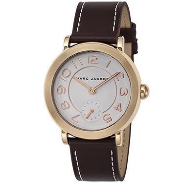 【中古】 マークバイマークジェイコブス 腕時計 レディース MARC BY MARC JACOBS RILEY ライリーMJ8676, リビング館 905af44e