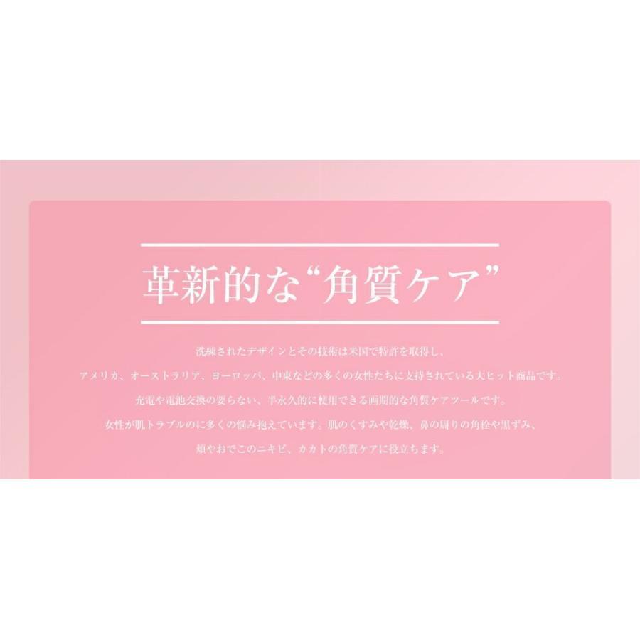 【日本総輸入代理店】コスモポリタンで大絶賛 Exfolimate  エクスフォリメイト 1日3分の簡単セルフケア ツインセット selectshopcrea 03