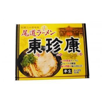 銘店シリーズ 箱入 尾道ラーメン 東珍康 3人前 20箱