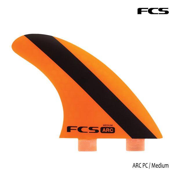 FCS,エフシーエス/FIN,トライフィン/ARC(PC)-Medium,アーク パフォーマンスコア/アルメリック デザインフィン/Mサイズ/65-80kg