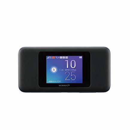 【中古箱無し本体のみ】Speed Wi-Fi NEXT W06 ブラックxブルー|sellsta