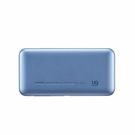【中古箱無し本体のみ】Speed Wi-Fi NEXT W06 ブラックxブルー|sellsta|03