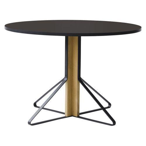 カアリテーブル REB004 ブラック φ110×H74cm Artek アルテック