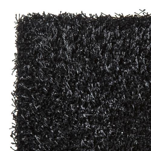 ラグマット 140×200・Twinkle ブラック
