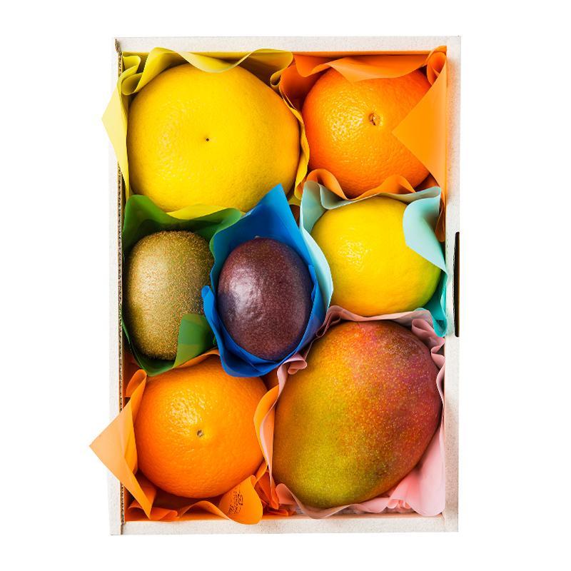 千疋屋 ギフト 果物詰合せ(季節の果物、4〜5種類程) 京橋千疋屋 senbikiya 02