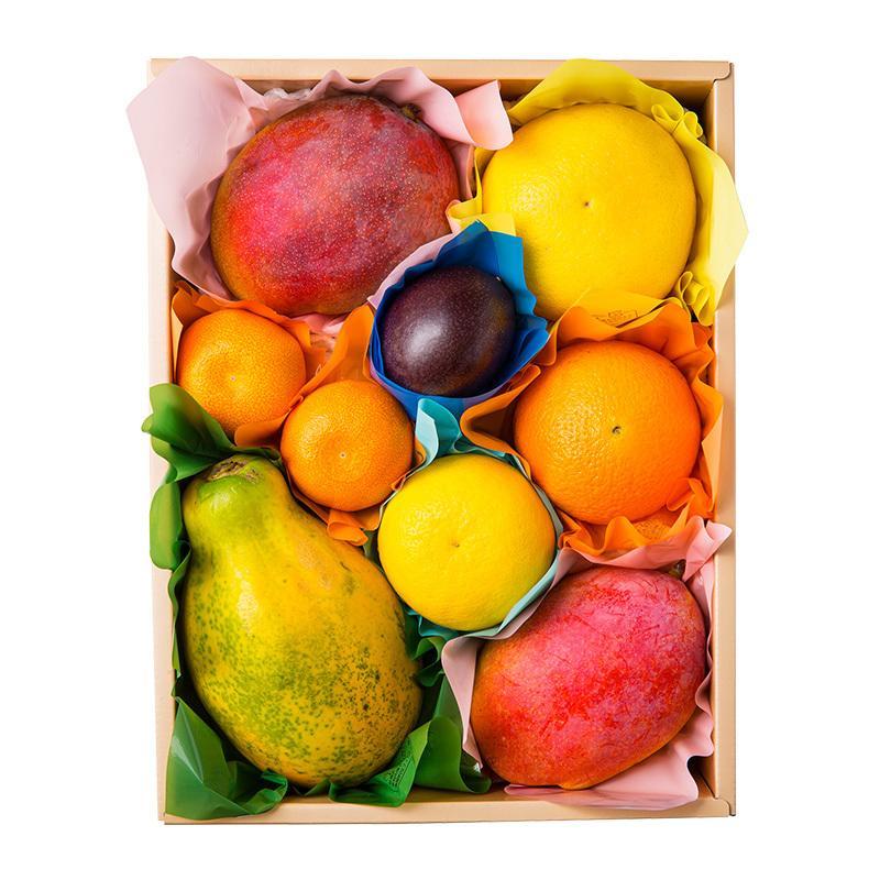 千疋屋 ギフト 果物詰合せ(季節の果物、5〜7種類程) 京橋千疋屋 senbikiya 02