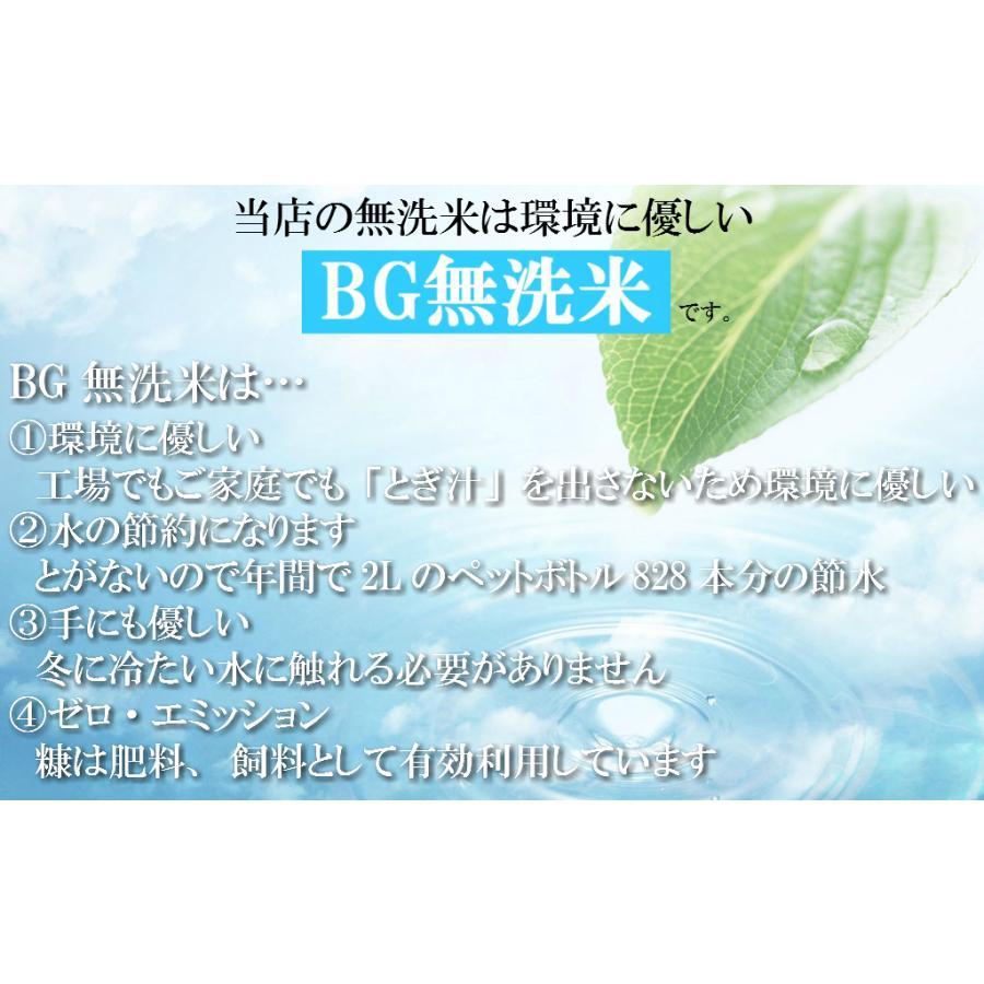 お米 真俵米 BG無洗米 1.6kg×6本 秋田県産あきたこまち 令和2年産 senda 05