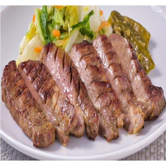 牛たん 厚切り塩仕込み420g 焼肉 ステーキ バーベキュー 仙台 牛肉 肉 BBQ 父の日|sendaisuminoya|02