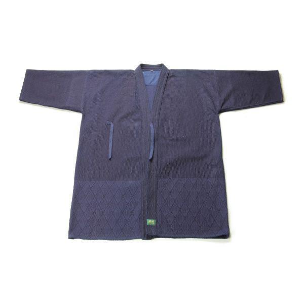 剣道着「武州一」 一重最上「正藍染」  #120 0.5号 (国産・本藍先染め) 適応身長145cm