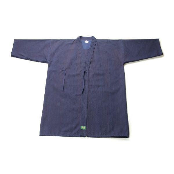 剣道着「武州一」 軽量剣道着「ブルーライト」  #130 0.5号 (国産・本藍先染め) 適応身長145cm