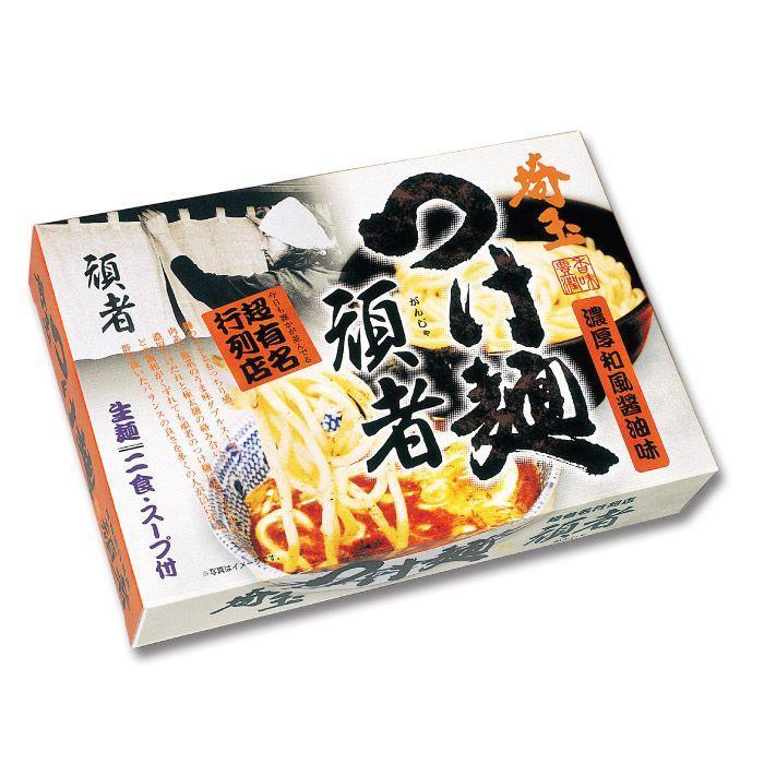 つけ麺 有名店 埼玉つけ麺 頑者(小) 濃厚和風醤油つけ麺/累計60万食突破(つけめん つけ麺) senkyakumenrai 02