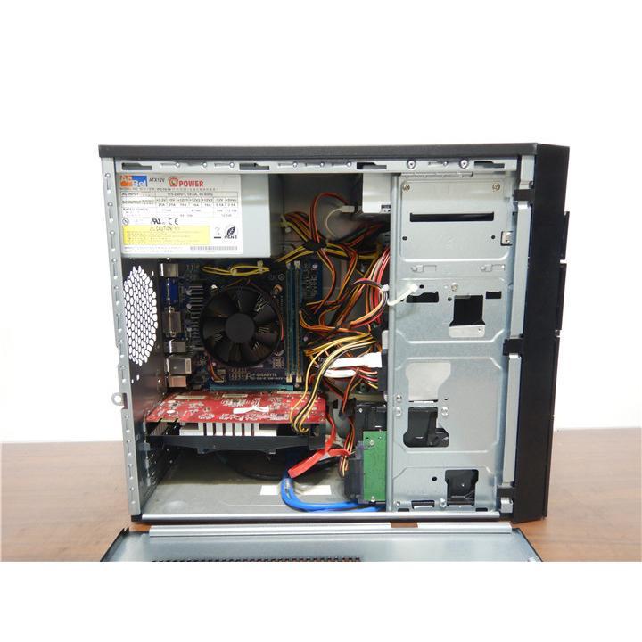 中古/OZZIO/ゲーミングデスクトップPC/Win10/新品爆速SSD240GB+1Tb/16GB/GTX550Ti/3世代i7/新品無線KB&マウス   Microsoft Office2019|senrakuen|02